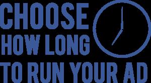 choose how long