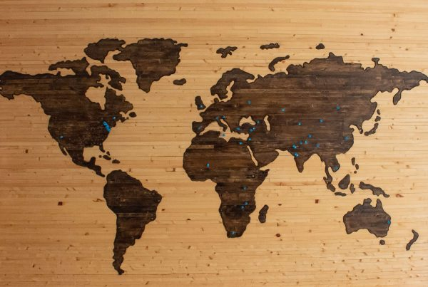advertising around the world