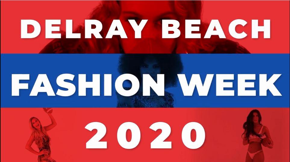 Game On! Delray Beach Fashion Week 2020 Promo