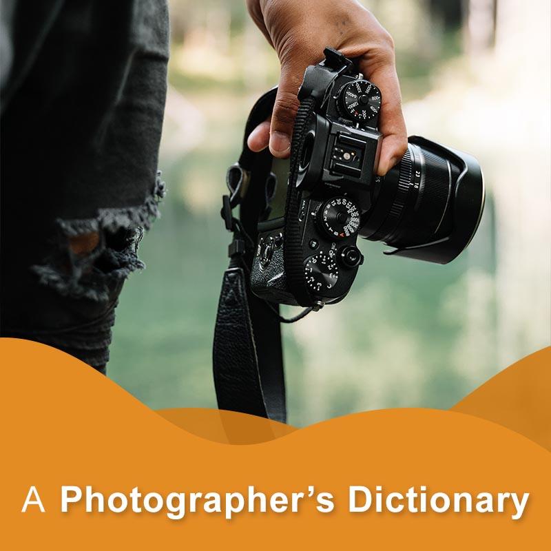 A Photographer's Dictionary